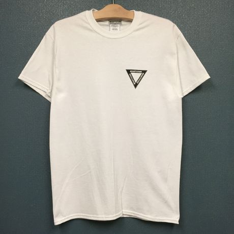 Summer Triangle S/S Tee WHITE