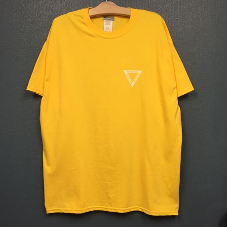 Summer Triangle S/S Tee Yellow