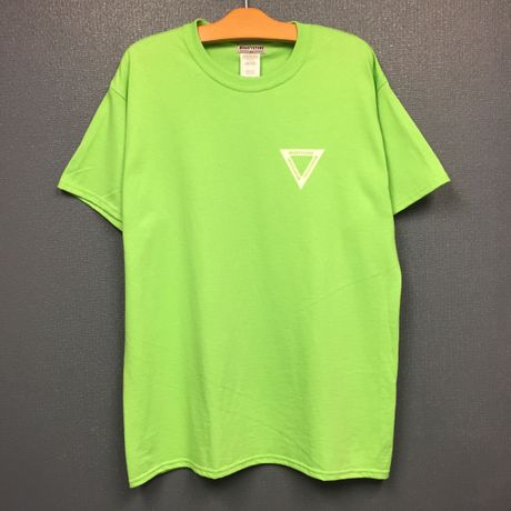 Summer Triangle S/S Tee LIMEGREEN