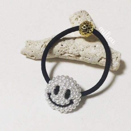 pearl smile*hair accessory
