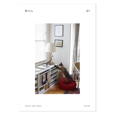 MILL magazine Issue 01