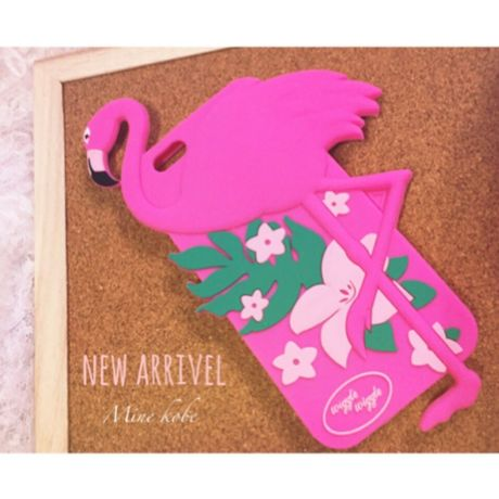 flamingo iphone6,6s case