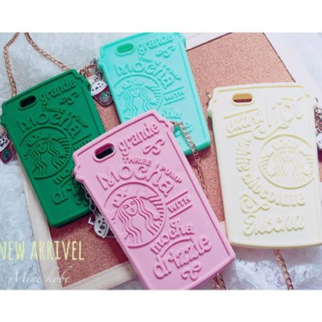starbucks iphone6,6s case