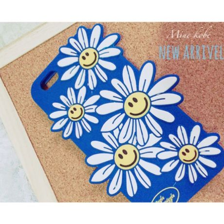 smile flower iphone6,6s case