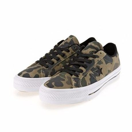 CONS One Star Pro Camo