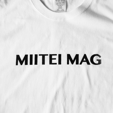 MIITEI T-shirts white