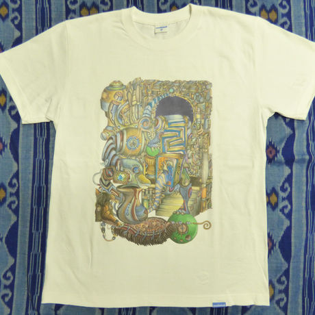 Shun art work Tshirts 01 White