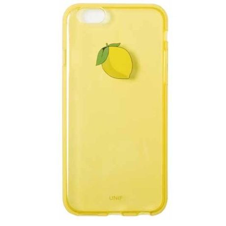 UNIF FRUIT  iPhonecase Lemon
