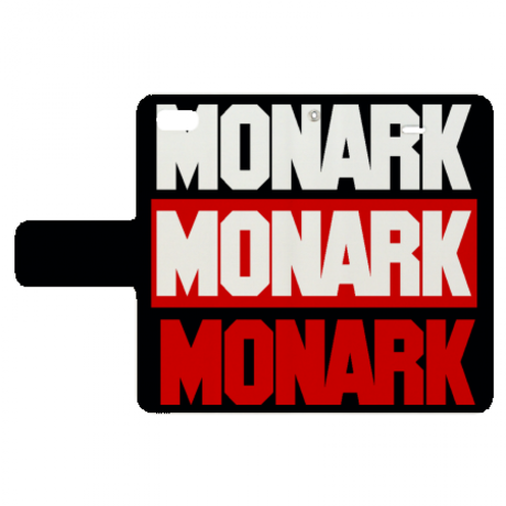 "MONARK ""3 Line logo"" iPhone case"