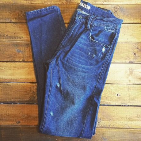 """【!iTEM DENIM】#322 ARC SLIM """"BLUE ITALIA"""""""