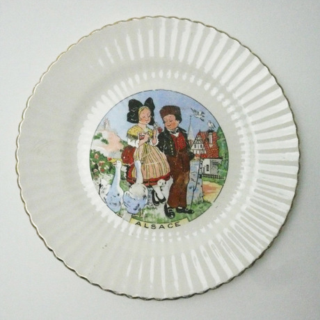 PLATE ALSACE