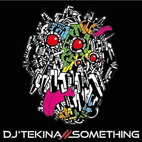 CD:「DJ'TEKINA//SOMETHING」紙ジャケ仕様