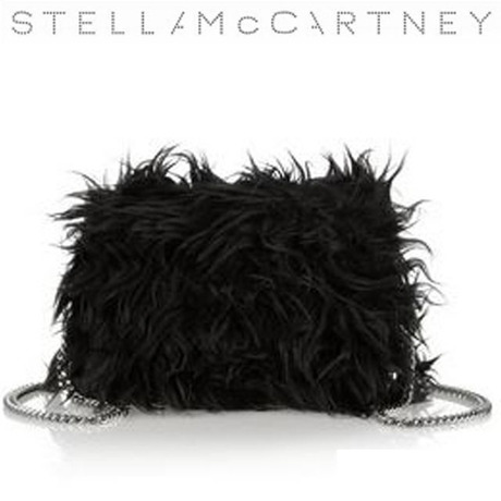 Falabella Faux Fur Shoulder Bag