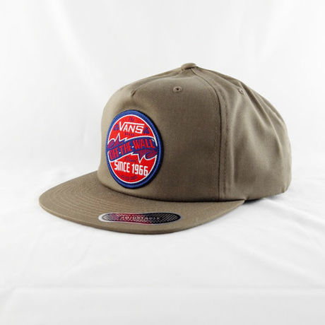 """VANS """"PATCH WORK"""" SNAPBACK"""