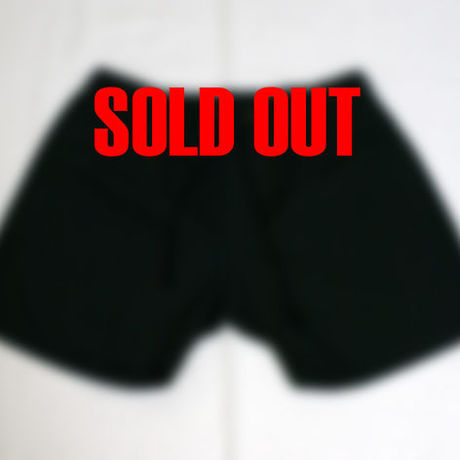 Short Pants (Black)