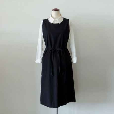 【店舗&NET通販限定】DISH WASHERS DRESS Ⅱ_BLACK
