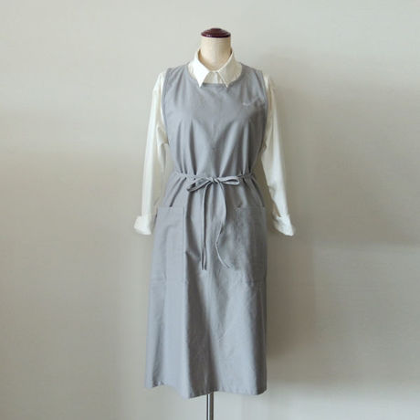 【店舗&NET通販限定】DISH WASHERS DRESS Ⅱ_GRAY