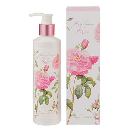 Flower Heritage Rose ボディローション250ml