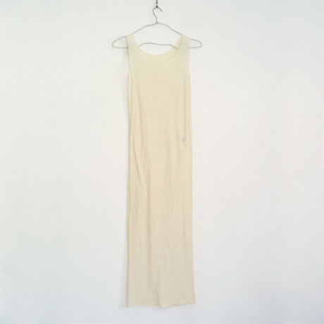 """""""PITATTO"""" TANKTOP ONE PIECE / NATURAL"""