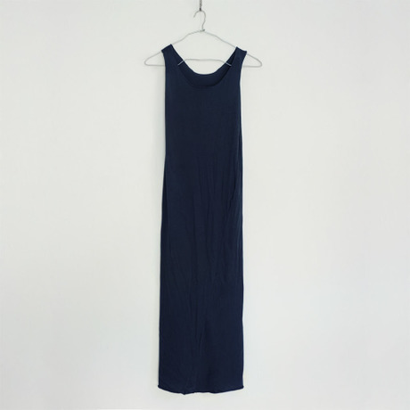 """""""PITATTO"""" TANKTOP ONE PIECE / LOGWOOD NAVY"""