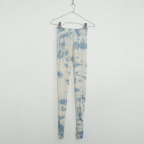 """""""PITATTO"""" LEGGINGS / INDIGO SKY BLUE"""