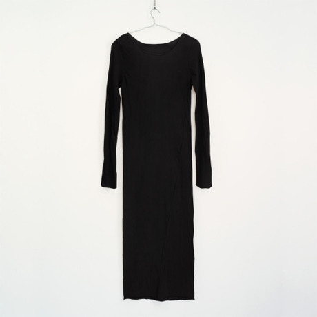 PITATTO LONG ONE-PIECE / STONE BLACK