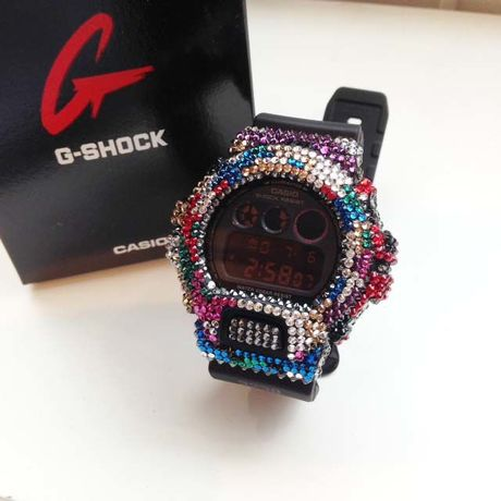 G-SHOCK CUSTOM C-COLOR
