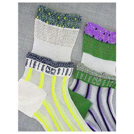 【nonnette】 Socks  NS122D-02