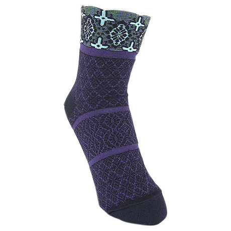 【nonnette】 Socks  NS140D-87