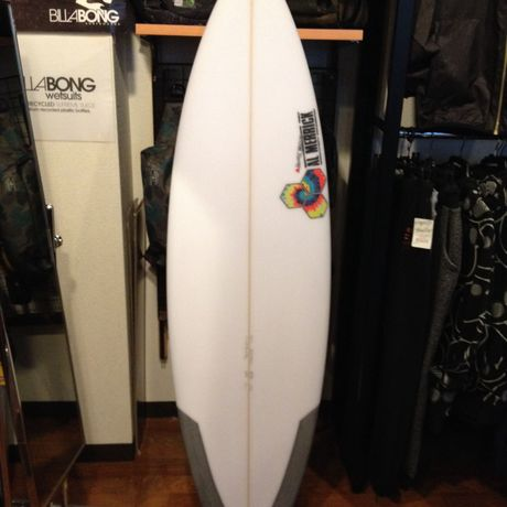 """CHANNEL ISLANDS SURF BOARD/FRED STUBBLE5'6"""""""