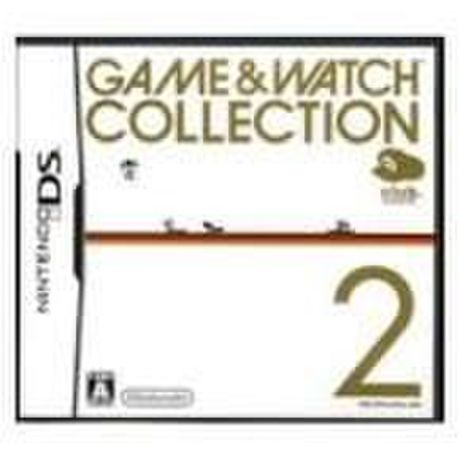 任天堂GAME&WATCH COLLECTION2