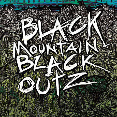 V.A. BlackMountain BlackOutz (Ajopuu Records)
