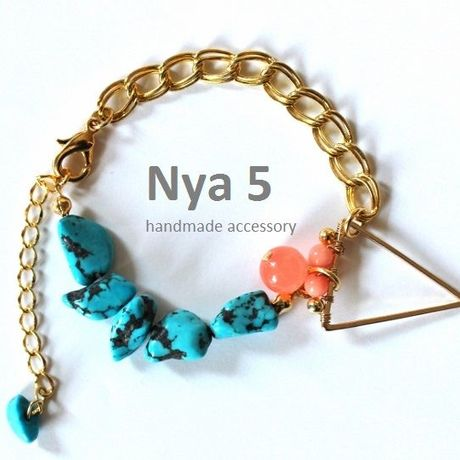 Asymmetry Summer BRACELET