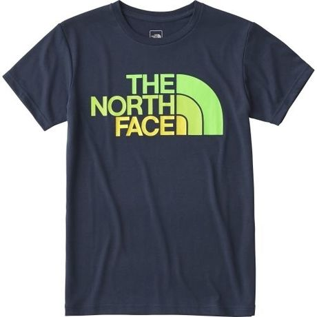 THE NORTH FACE-S/S Colorful Logo Tee