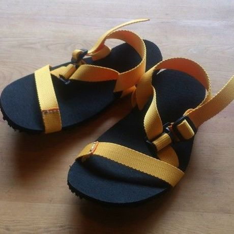 Wippon sandal – Yellow(S size)