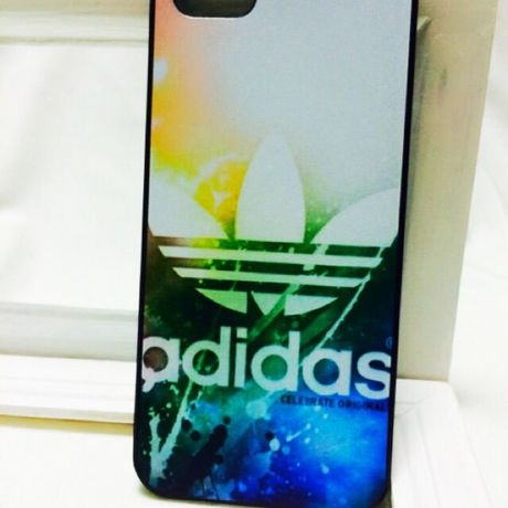 adidas iPhone 5/5sケース