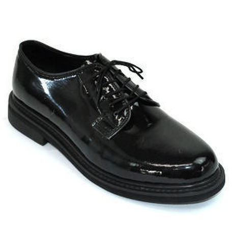 Guranisuta GR-KC2527 POLICEMAN SHOES BLACK