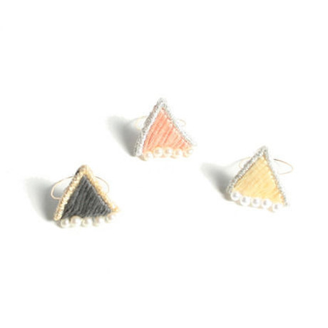 PRISM TRIANGLE RING