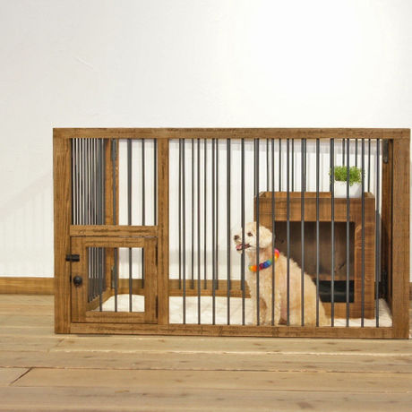 wood cage(Large)