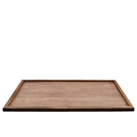 wood cage tray
