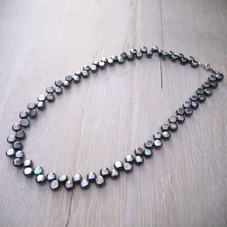 Fresh Water Pearl Necklace N-002