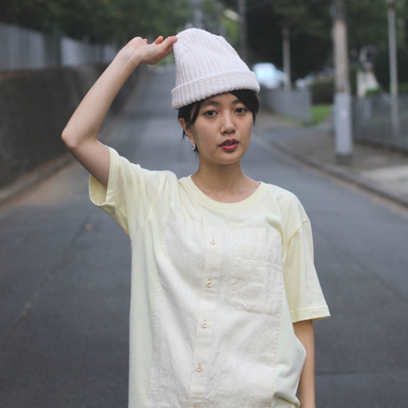 Pokke -Shirts- Cream yellow/Yellow