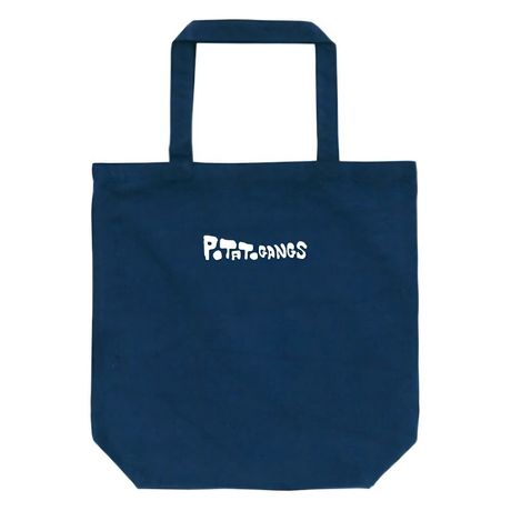 POTATOGANGS LOGO tote bag