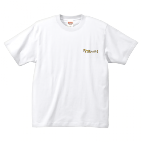 POTATOGANGS ORIGINAL LOGO T-shirt