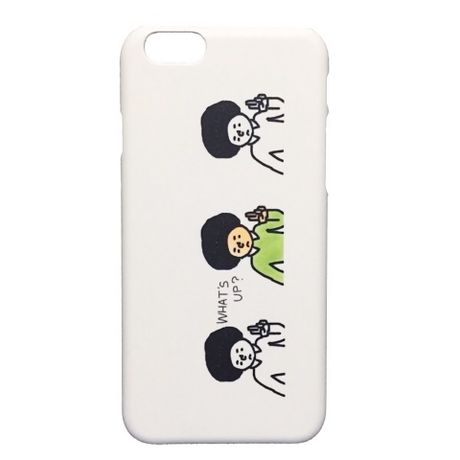 WHAT'S UP? iPhone case