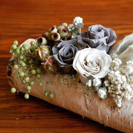 *Forest *  Preserved flower arrangement