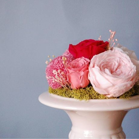 PINK×PINK      *Preserved flower arrangement*