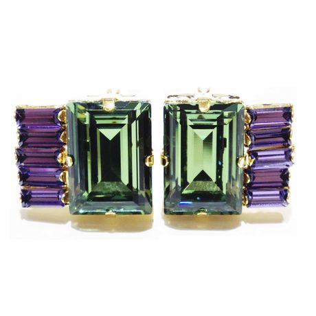 Art-deco Bijoux Earring