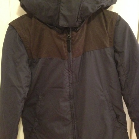 16way down jacket/FACTOTUM
