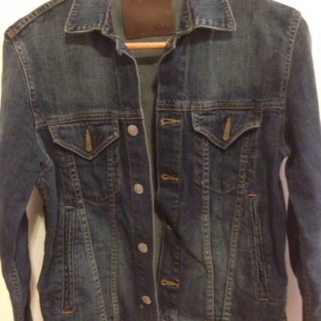 denim jacket/EDIFICE